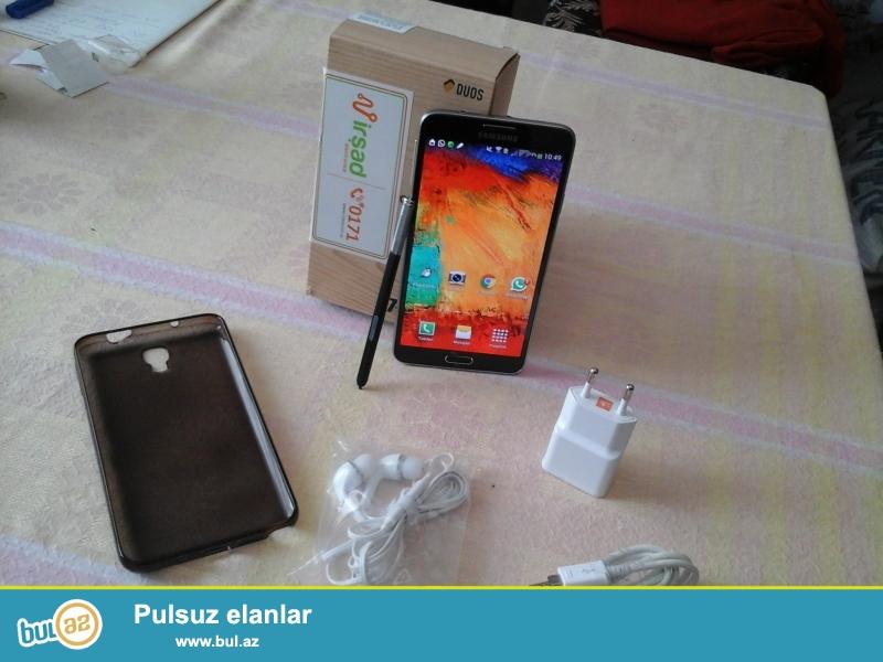 Samsung Note 3 Neo satilir. 10 aydi Irsad Telekomnan alinib...