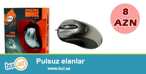 Avec mouse-İNDİ 8 AZN