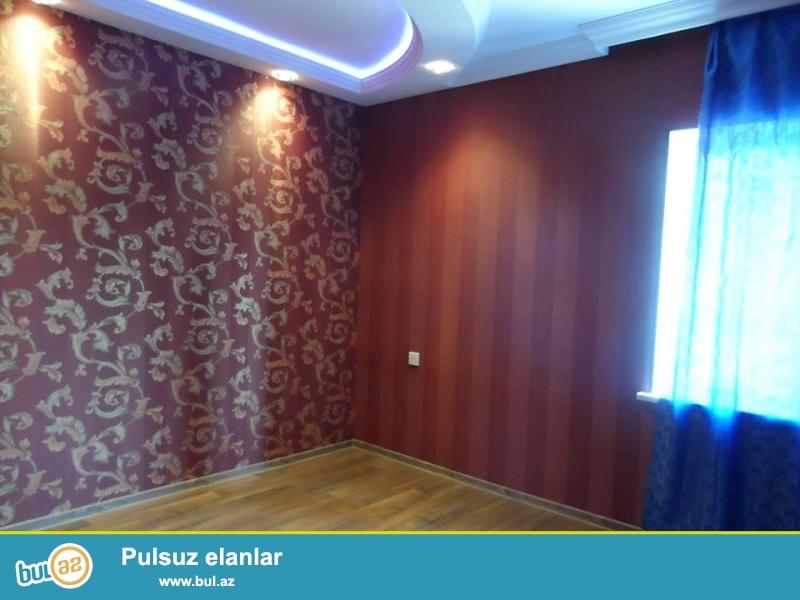 Plyaja yaxın bağ evi satılır. Həyətin sahəsi 6 sot, evin sahəsi 80 m²...