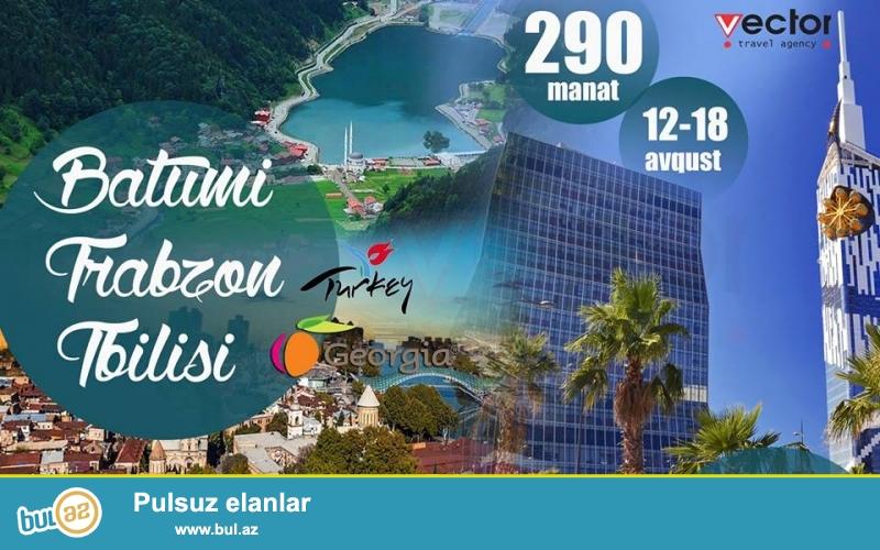 Vector Travel Agency<br /> TELESIN YERLER MEHTUDDU...