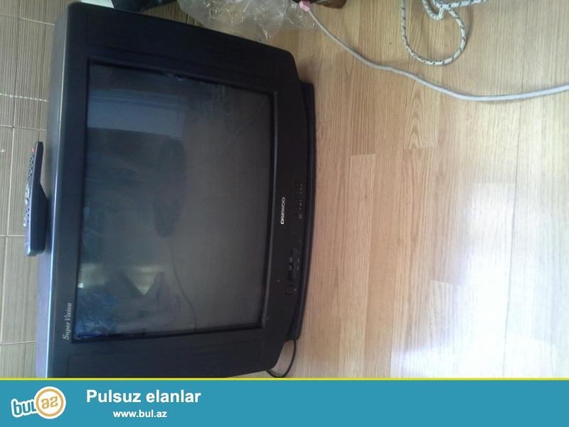 iwlenmiw daewoo televizoru tecili satilir