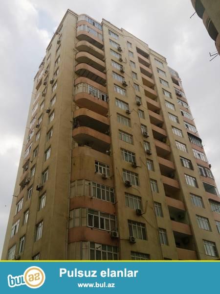 """Наримановский район, за """"Akkord Plaza"""" в полностью заселённой новостройке сдаётся 2-х комнатная квартира..."""