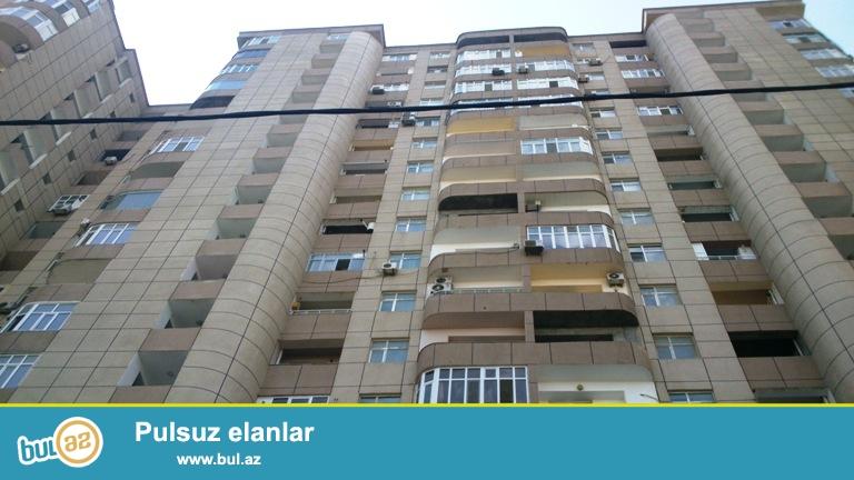 Новостройка! Cдается 2-х комнатная квартира в Ясамальском районе, рядом с метро Иншаатчилар и АТС...