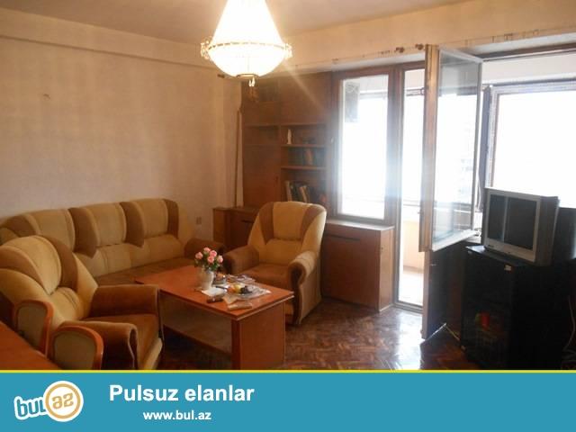 Səbail rayonu, Aerokassa yaxınlıqında, eksperimental layihəli binada 2 otaqlı mənzil kirayə verilir...
