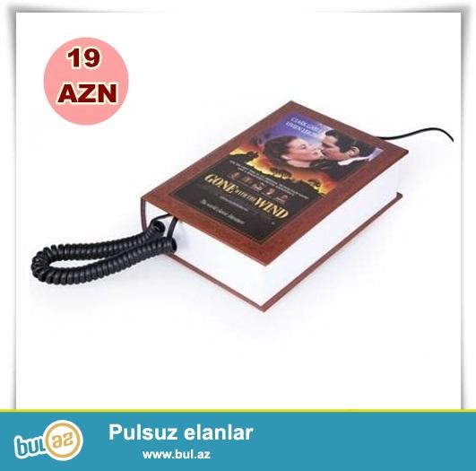 Kitab telefon-İNDİ 19 AZN