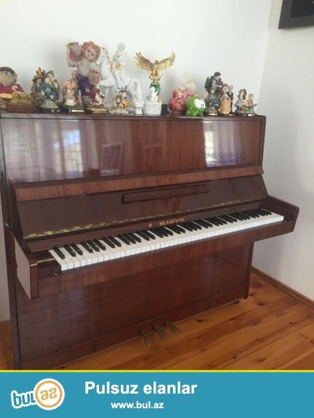 20-25 ilin pianinosudu. alinandan bir defe bele olsun koklenmiyib ishlenmiyib Evde aksesuar kimi istifade olunub ...