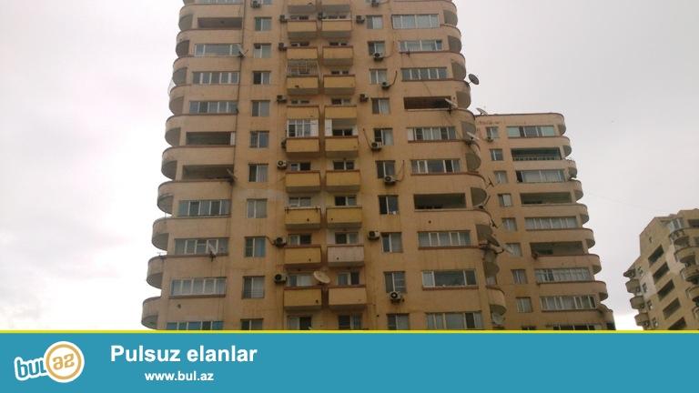 Новостройка! Cдается 4-х комнатная квартира в центре города, в Ясамальском районе, рядом с памятником Н...