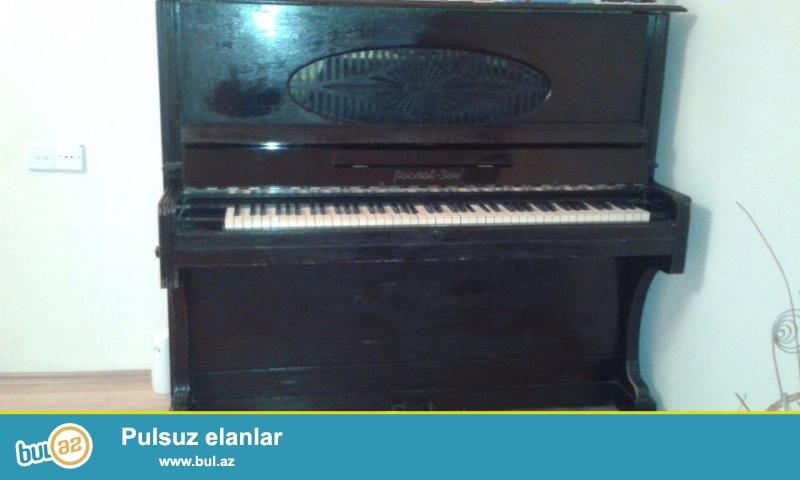2 pedalli,Ростов - Дон Pianino,normal veziyetdedir...
