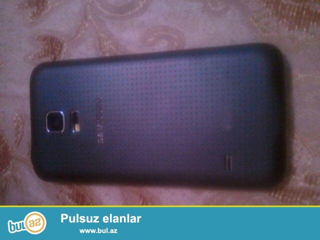 Samsung s5 mini ela veziyetdedi 5ayin tele helede kreditin verirem qiymeti 260m barterde edirem iphonla