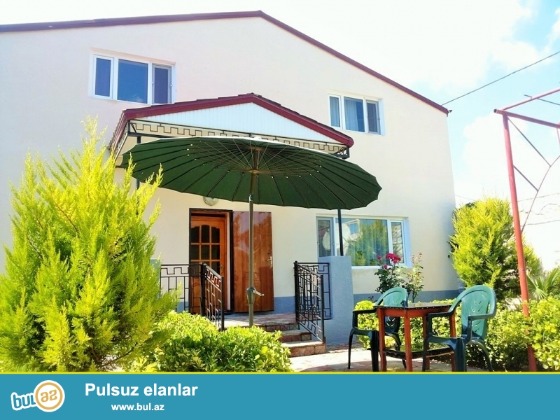 <br /> Срочно! Продается 2-х этажный частный дом, расположенный на 4 сотки, в поселке Мардакан...