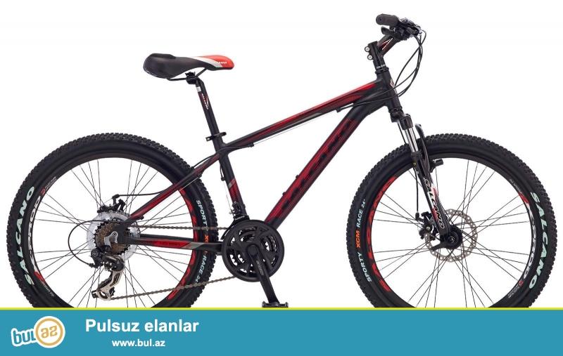 Salcano velosipedi-rəsmi satis noqtəsindən yayin əvvəli 400 AZNə alinib...