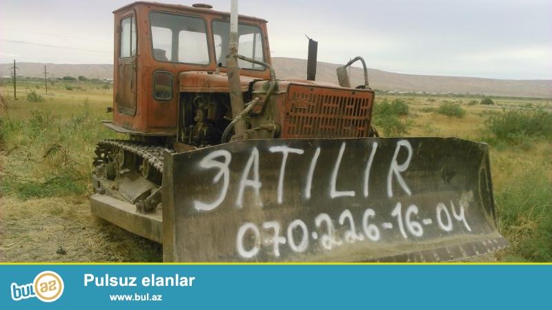 Altay Buldozer yaxsi veziyetdedir
