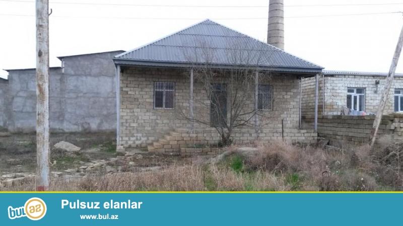 В поселке Расулзаде, (бывщ. Поселка Киров) продается частный дом, 10 сот, 1 этажный дом, 4 ком, без ремонт...