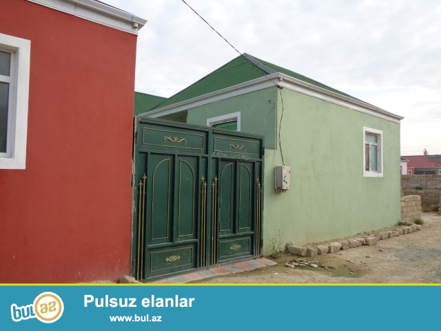Sabunçu rayonu, Zabrat 1 qəsəbəsi, Badamlıq deyilən ərazidə 1...