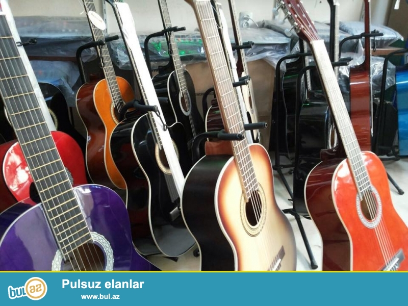 GItar muellimlerin secimi olnan Silverio klassik gitar 2 ilden coxdur <br /> H...