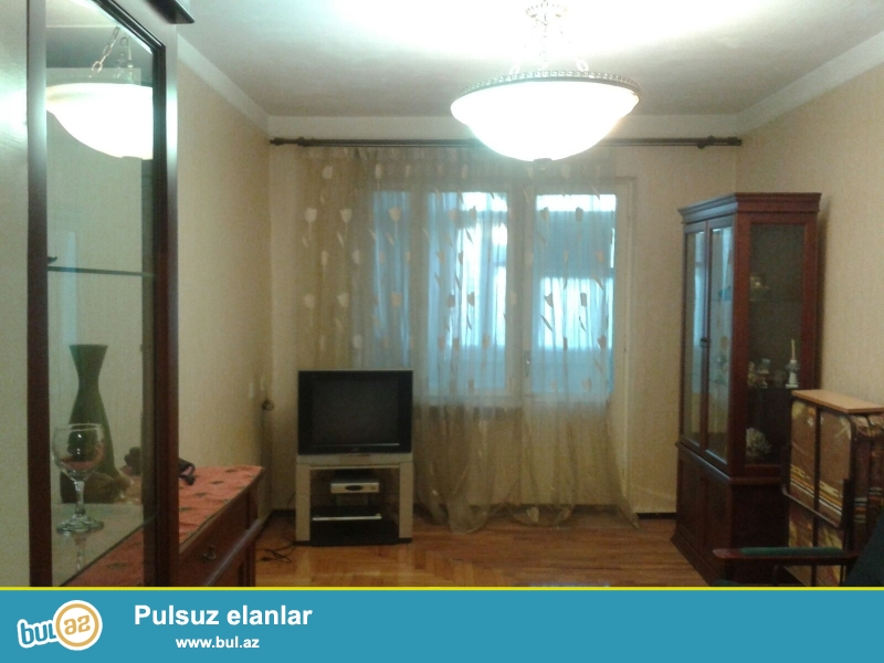 Cдается 2-х комнатная квартира в Ясамальском районе, рядом с памятником Нариманова...
