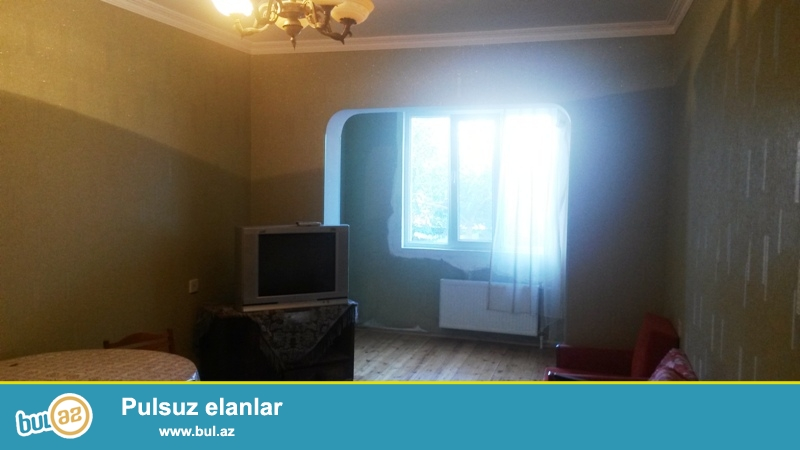 Cдается 3-х комнатная квартира в Ясамальском районе, по проспекту Матбуат, рядом с «3 Короной МТК»...