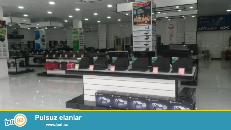 BESTCOMP Sirketinin Everbest Komputer Magazasi Butun Musterilere Munasib Qiymetlerle HP...