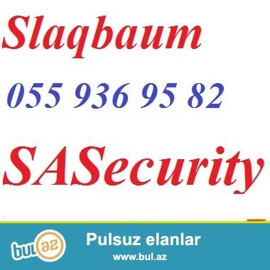 Slaqbaumlar. <br /> S.A. Security firmasi Size Chin, Turkiye, Italiya istehsali olan slaqbaumlar teklif edir...