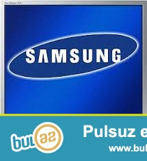 LCD Monitor Samsung SyncMaster740N<br /> Ela iwlek veziyyetde,PROBLEMSIZ...