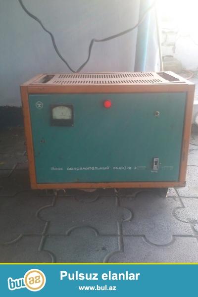 İşiq guclendirici aparat ... 15kv-di 90-nan 220 , 250 kimi isigi guclendirir ve 4-5, kondisioner<br /> Xolodelnik ve 30-40 lampa bir vaxtda iwletmey olar...