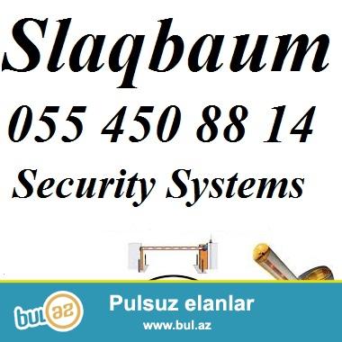 Slaqbaum / Tehlukesizlik sistemi<br /> <br /> Italiya istehsali olan slaqbaum keyfiyyeti ve davamliligi ile secilir...