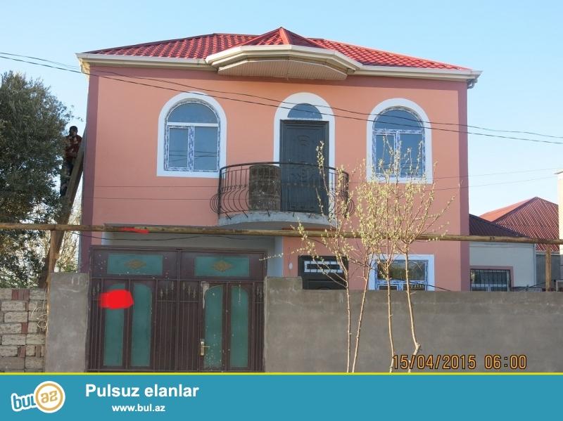 #25#                                                                    <br /> Xirdalanda 2 mertebe 4 otaqli villa super temirli 75...