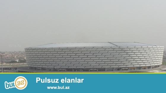 Nerimanov rayonu Ziya Bunyadov prospekti Koroglu metrosunun yaninda yeni tikilmis 13 mertebeli binanin 9-cu mertebesi satilir...