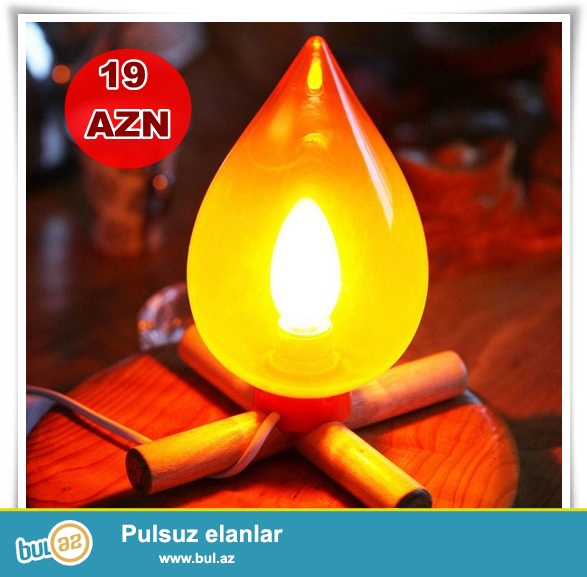 Alov lampa-İNDİ 19 AZN