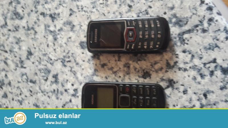 Sade Nokia Samsung Telefonu Satiram . Heresi Ayri Ayriliqda 15 Azn Ele en awaqi yeri budu ...