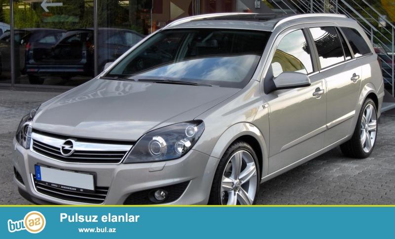 Arendaya verilir- Opel astra 2008, cox seliqeli veziyyetde, avtomat karobka, 1,8 motor ve ekonomlu, Buta casco sigorta ve icbari sigortasi var...