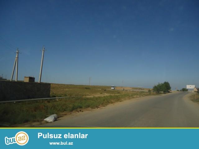 Abşeron rayonu, Fatmayi qəsəbəsində 68 sot boş torpaq sahəsi satılır...