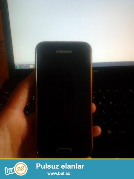 Salam . Samsung S5 Mini . Super vəziyyətdə , Cızığı belə yoxdur ...