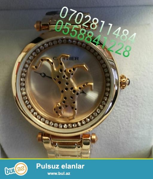 Cartier qadin saati karopka ve hediyye paketi ile birlikde catdirilma bir gun erzinde nar nomrede watsapp vardir diger saat modelleri ile maraqlanan ciddi fikirli wexsler elaqe saxlaya bilerler