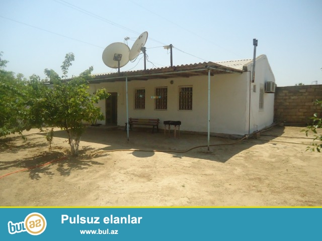 TƏRLAN  Sabunçu rayonu Maştağa qəsəbəsi kanalın üstü deyilən ərazidə əsas yoldan 300 metr məsafədə 3...