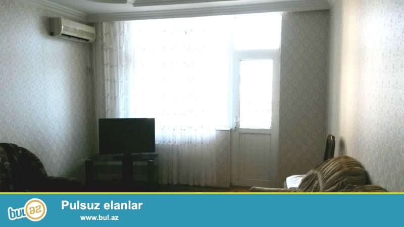 Новостройка! Cдается 2-х комнатная квартира в поселке Ени Ясамал, над «Беяз» маркетом...