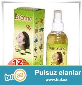 Barcelino yağı-İNDİ 12 AZN