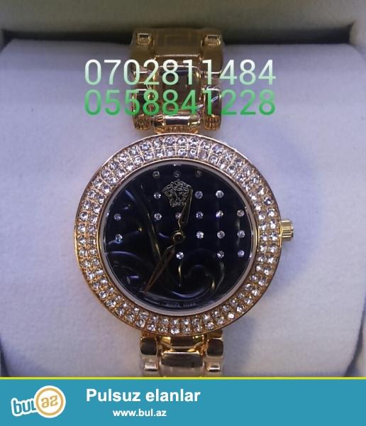 Versace qadin saati karopka ve hediyye paketi ile birlikde catdirilma bir gun erzinde nar nomrede watsapp vardir diger saat modelleri ile maraqlanan ciddi fikirli wexsler elaqe saxlaya bilerler