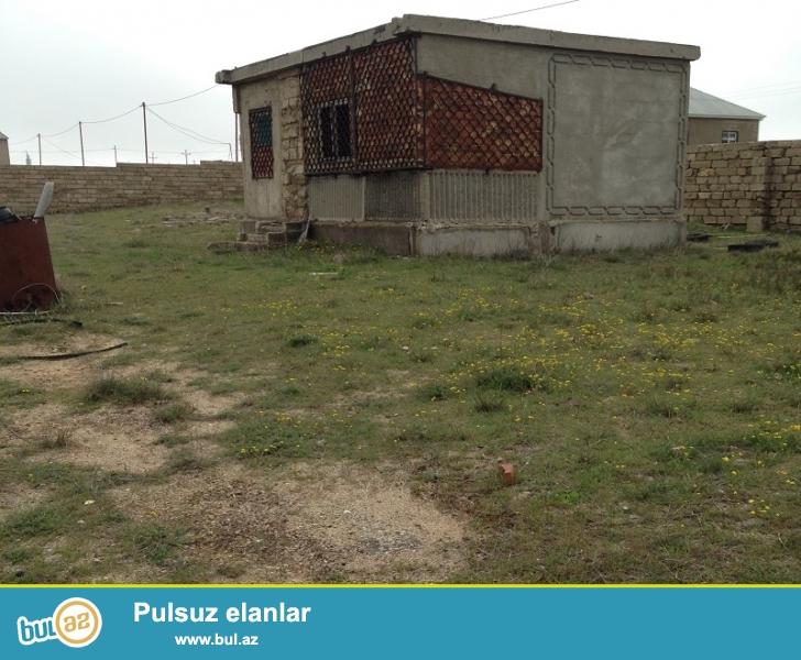 Baki sheheri Pirallahi rayonu Dubendi baglari sahesinde 12 sot torpaq<br /> sahesi ve betondan tikilmish 2 otagli bir mertebeli ev vardir...