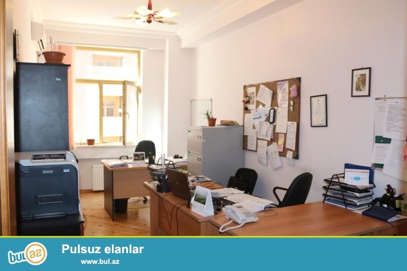 TƏCİLİ KİRAYƏ!!!!Nəsimi rayonu, 28 may metrosunun yaxınlığında 4/18 ümumi sahəsi 190 kv...