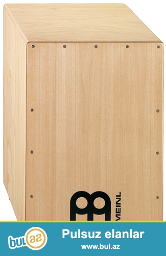 Meinl ve LP (Latin Percussion) kimi mehsur firma cojonlar.