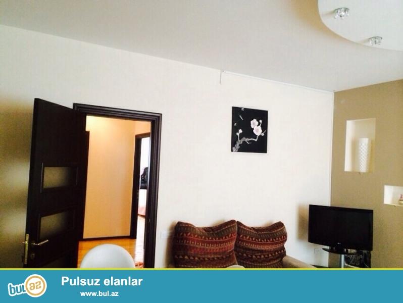 Новостройка! Продается 3-х комнатная квартира в Ясамальском районе, в поселке Ени Ясамал, рядом с «Бизим» маркетом  ...