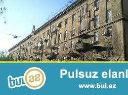 Cдается 3-х комнатная квартира, центре города по улице Низами, рядом с1-ой школой...