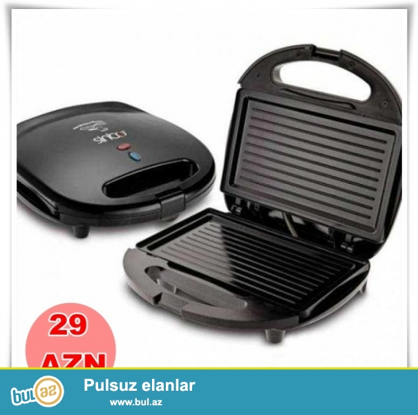 Sinbo toster-İNDİ 29 AZN