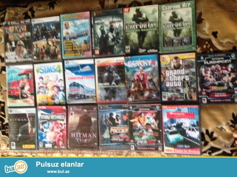 Pc Ucun Oyun Diskleri Satilir<br />  Elaqe:Facebook Sehifem <br /> https://www...