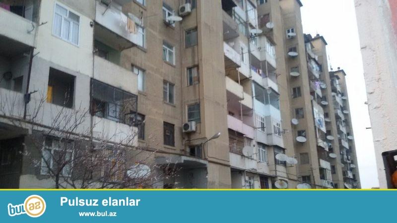 Продается 4-х комнатная квартира, по проспекту Азадлыг, киевский проект, 6/9, общая площадь 95 кв...