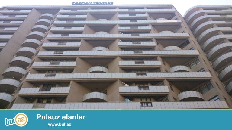 Новостройка! Cдается 4-х комнатная квартира престижной здании «Каспиан Терас» в Ясамальском районе, рядом с «Алтес Плаза»...