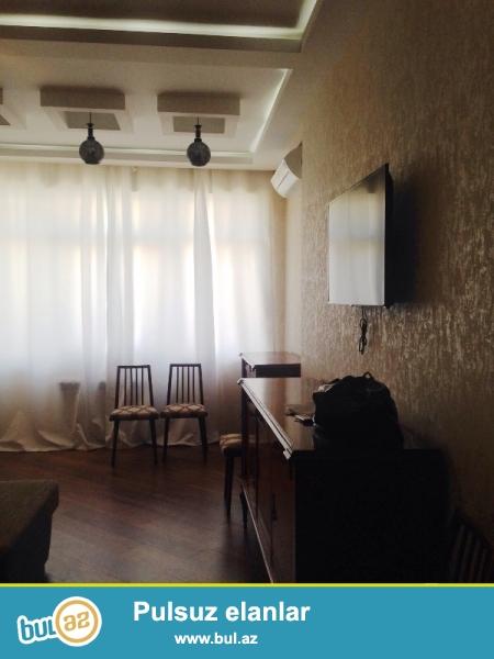 Новостройка! Cдается 2-х комнатная квартира в Наcиминском районе, по проспекту Азадлыг, рядом с Насиминским рынком...