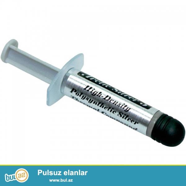 Termopasta<br /> Arctic Silver 5<br /> 3.5 qram<br /> Теплопроводность 8...
