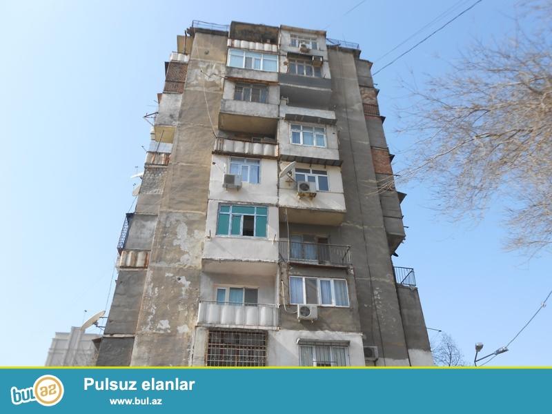 Продается 3-х комнатная квартира, 7 МКР, недалеко от университета АБУ, по улице А...